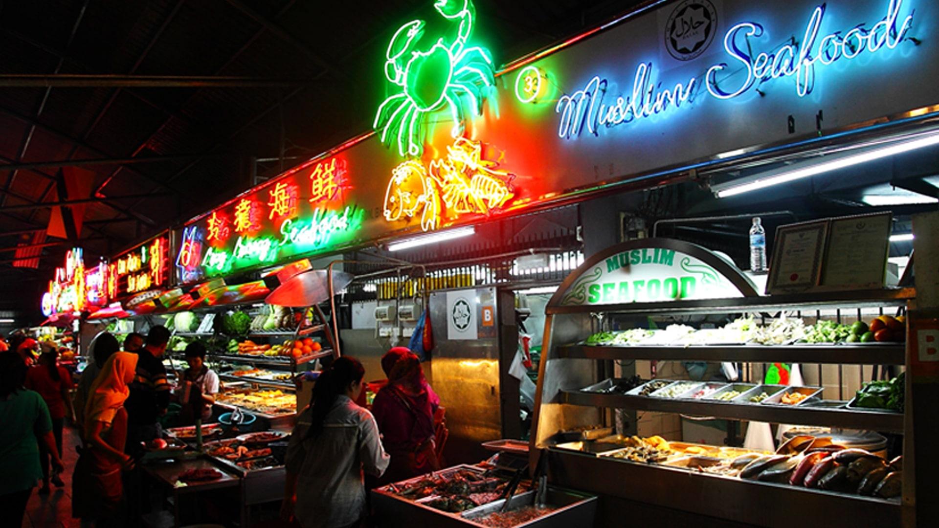 Top 5 Foods Spot in Kuching