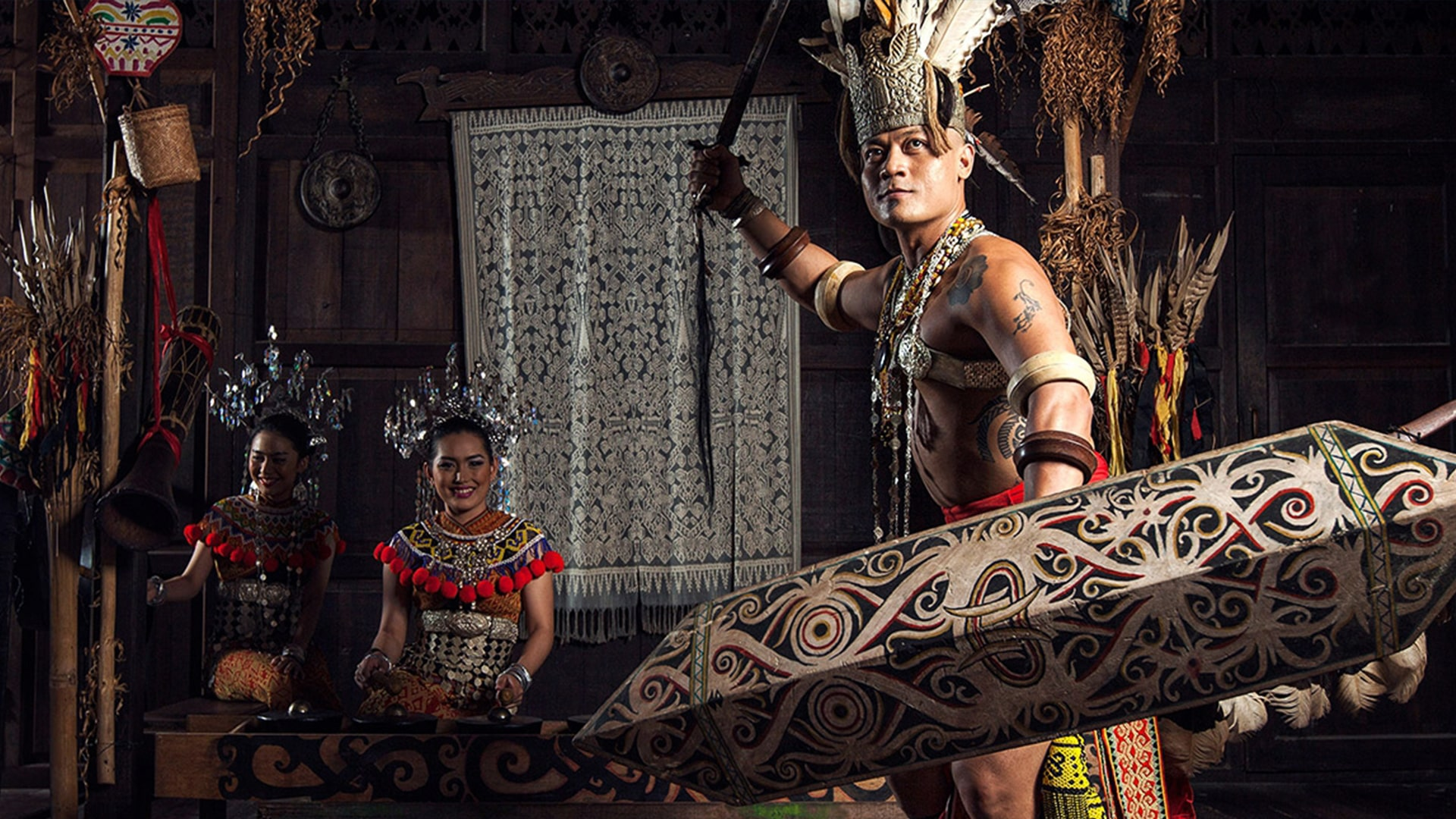 Experience Sarawak in Half-a-Day at Sarawak's only Living Museum